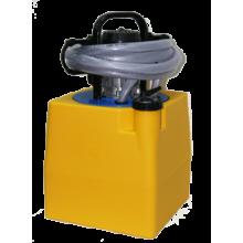 Установка для чистки теплообменника «Pump Eliminitate 40»