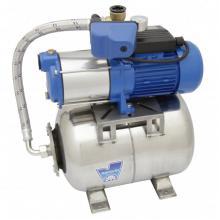 Станция повышения давления Aquario AUTO AMH-125-6P inox